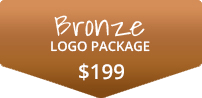 Bronze Logo Package $199