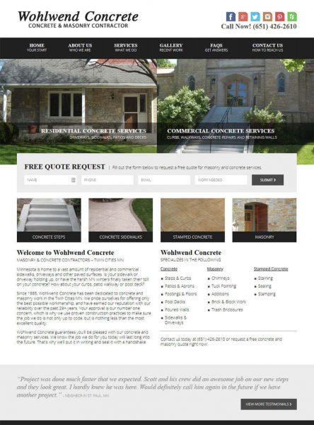 Wohlwend Concrete